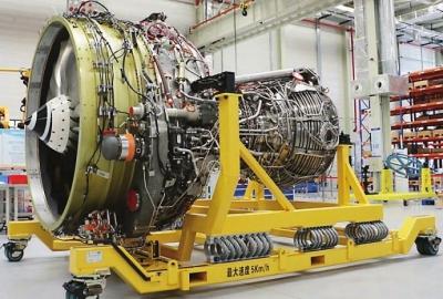 自主研制大型客机技术新进展 发动机验证机整机点火成功