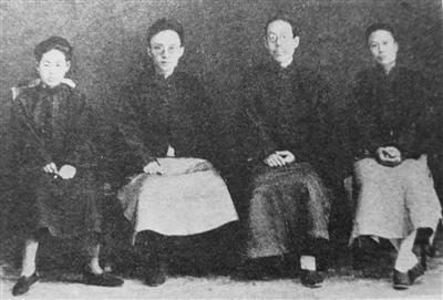 20世纪初青岛观象台的工作人员