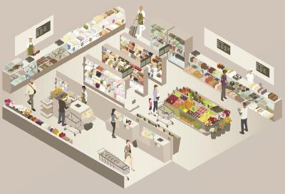 上海零售业回归品质和服务 形成正向螺旋式上升趋势