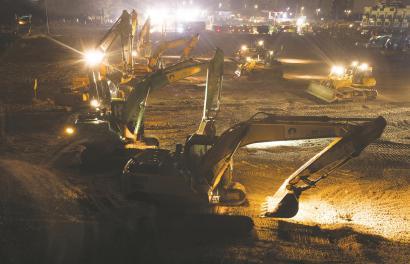 武汉火神山病院筹划2月3日建成 可容纳1000张床位