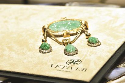 进博会展品陆续抵沪 意大利将预展中西合璧一世纪珠宝