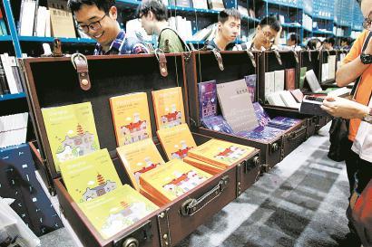 上海书展渐成观察读者兴趣窗口 上海题材新书受关注