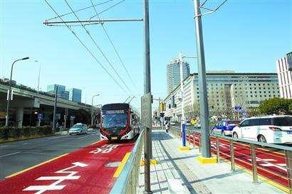 上海研究新增2条中运量公交 年底取消高速省界收费站