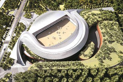 申城马术运动添新地标 上海将建首座顶级赛事马术场馆