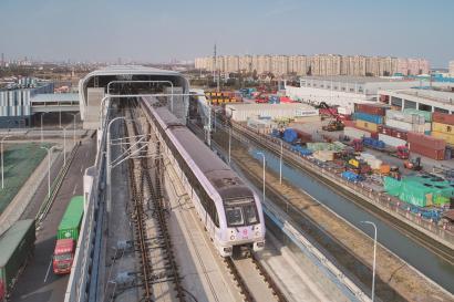 上海轨交四条在建新线推动 2023年将建1154公里轨交网