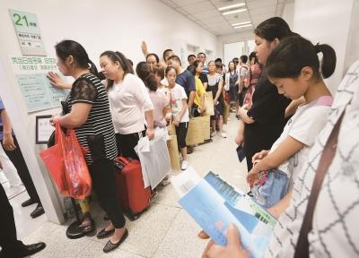 上海青少年扎堆看老年病 醫生:多鼓勵孩子體育鍛煉