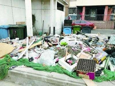 物业代收装修垃圾清运费 业主未装修申请退钱被拖半年