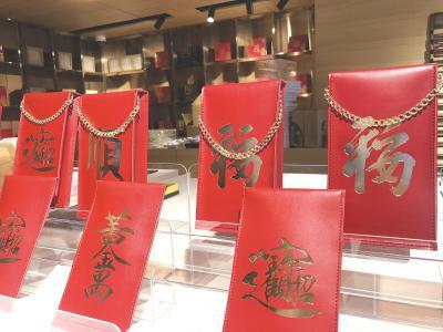 ◆由豫园文化创新制造所出品的手袋和挎包。