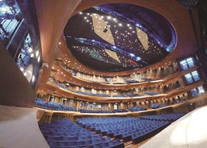 上海一批文艺新地标升级扩版 上音歌剧院迎来全浮结构