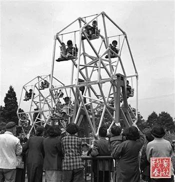 西郊公园的儿童乐园