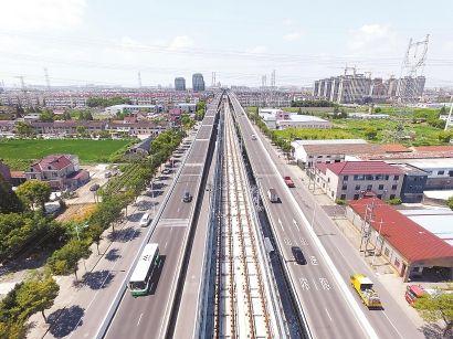 地铁5号线南延伸段年底通车 5号线运营方案将调整