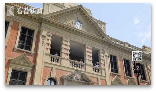 上海最早的CBD:曾引起轰动 大宴会厅可容纳800人