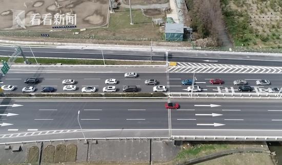G40返沪高峰已至 车辆缓行超10km、客流预计达5万辆次