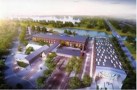 崇明生态岛建设 1.8万平方米游客接待中心8月启用图片
