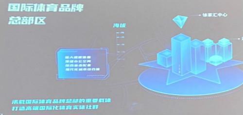 徐家汇街道打造徐家汇体育产业地图1.0版 并推出线上版