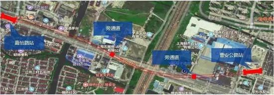 沪轨交14号线新进展 西北部、浦东与中心城添便捷通道