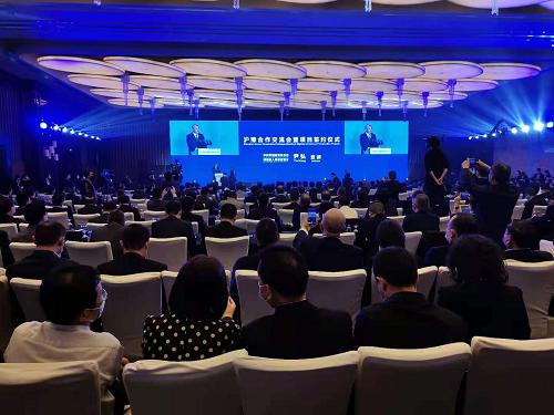 上海市河南商会会长韩宏伟:做豫沪合作的有力推动者
