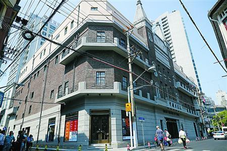 位于牛庄路的中国大戏院将在6月重新开放。海沙尔 摄
