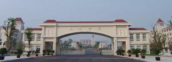 上海师范大学天华学院扩建进行中