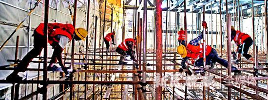 直击宛平剧院建设现场:中国折扇将于明年初夏新装亮相