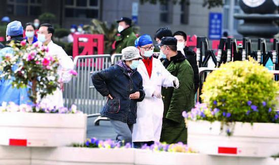上海2月3日新增3例属原传播链 昭通路居民区降为低