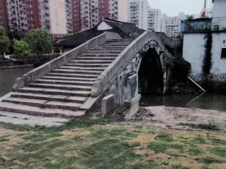 整改后的永济桥