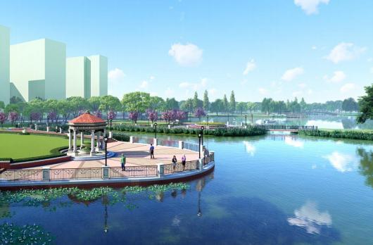 松江将新增一座综合性公园 占地17.91万平方米
