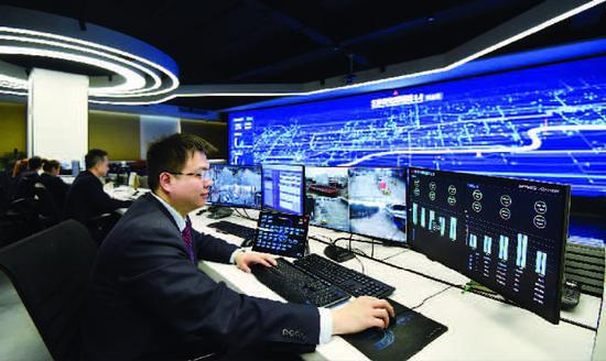 上海公交高科技提高安全行车系数:含驾驶疲劳识别等