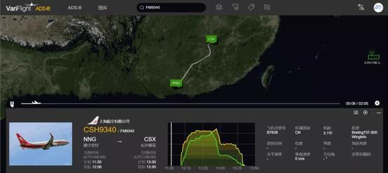 上航通报航班氧气面罩脱落:发现故障提示 按程序释放