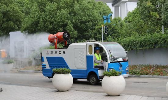 上海实施垃圾分类效果追踪:演绎