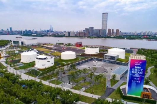 徐汇滨江添新地标 上海油罐艺术中心3月23日开放