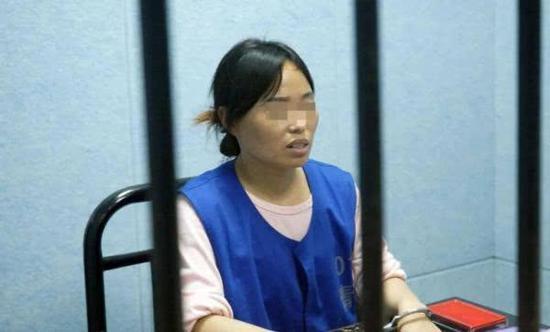 图说:秦芳被判处有期徒刑9个月,并处罚金8000元。青浦检察院供图