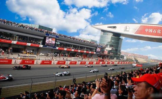 2021年F1上海站不在4月份举办 具体日期仍在协调中