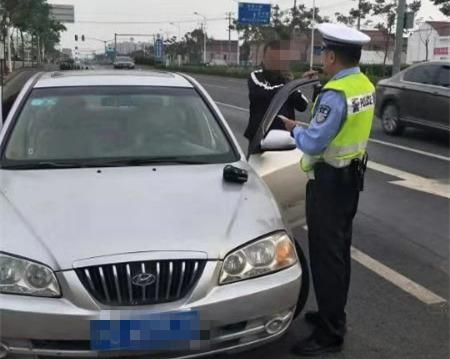 男子驾驶机动车142起违法未处理 闯红灯76个共记668分