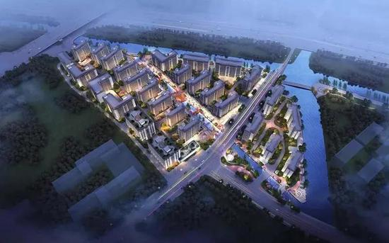 长宁区这个大型租赁住宅项目复工 总套数5300详细一览