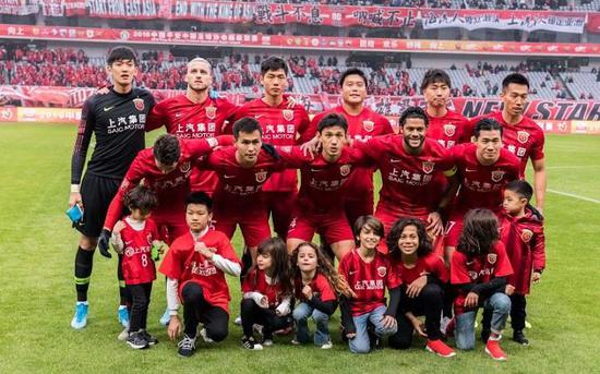 上港新隊名擬定為上海海港 中超球隊近半數已完成更名