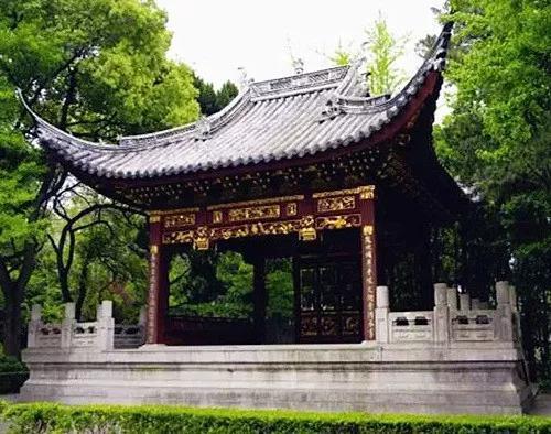 嘉定汇龙潭公园古建筑修缮即将完工 预计下月重新开放