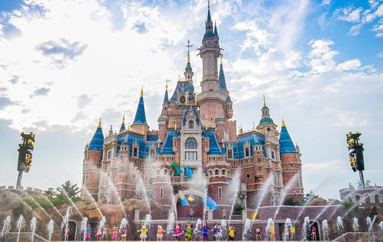 上海迪士尼约六成天数门票价格不变 吸引游客错峰出游