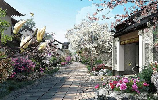 上海枫泾古镇:告别熏拉丝 老味道老房子一起在更新