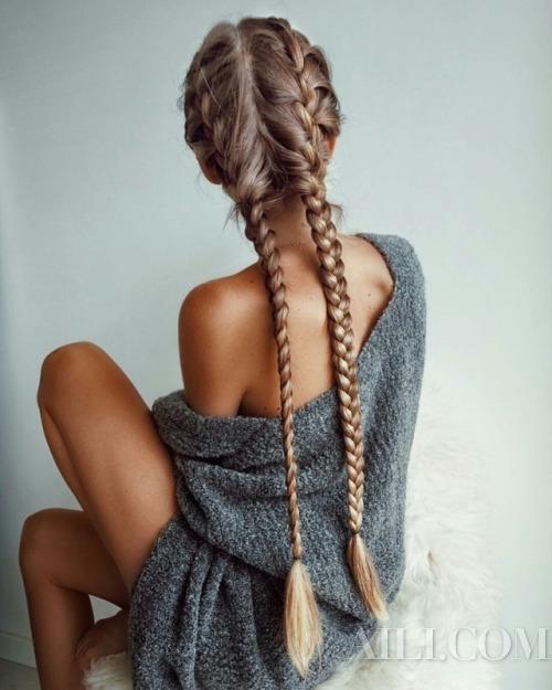 伤头发的坏习惯要改掉