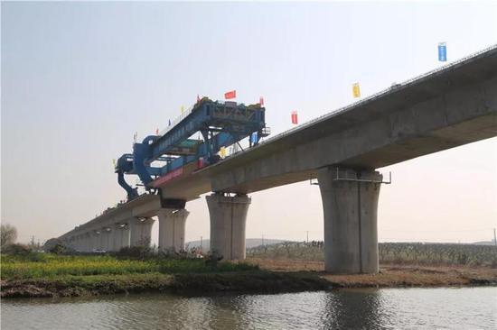 沪通铁路一期2020年6月20日通车 嘉定1小时内到南通