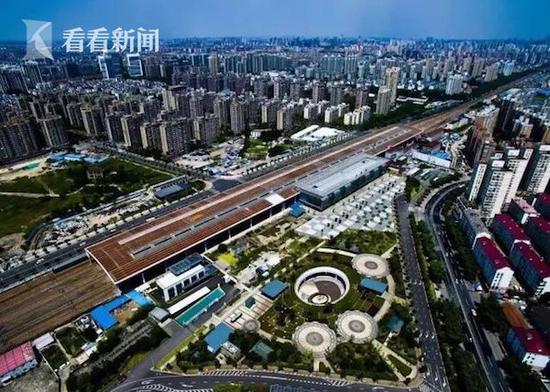 安亭gdp_刚刚公布 上海这7个区被中央看上,成为全国榜样 快为你的家乡打call