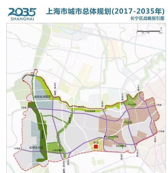 上海2035年轨交规划一览 将新增25、26号线等多条线路