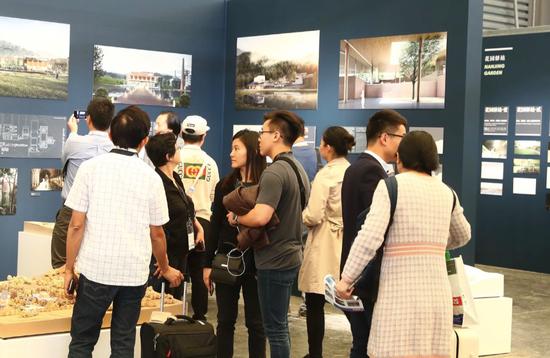 第十一届江苏省园艺博览会专题展由十余位建筑大师共同参与
