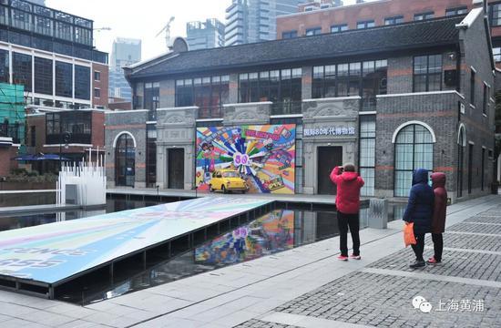 老码头景区 上海黄浦区供图