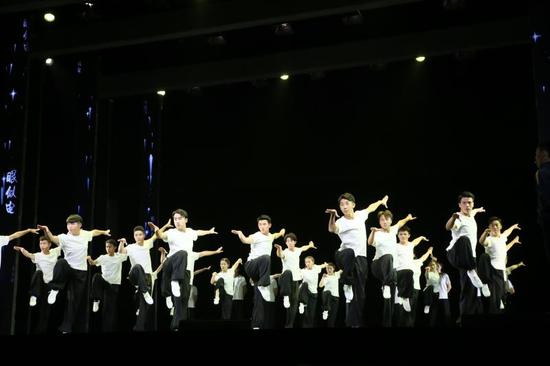上海体育学院原创大师剧《蔡龙云》举行二轮巡演