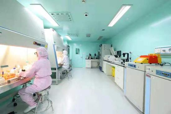 上海新型冠状病毒mRNA疫苗研发正式立项