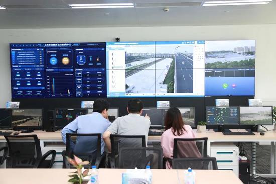 持续优化进博交通APP和指挥平台