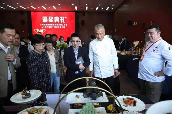 2020上海市赖声强杯烹饪技能展示比赛在上海举办