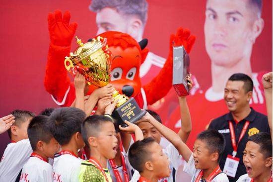 2021科勒全国青少年足球挑战赛总决赛在沪圆满落幕